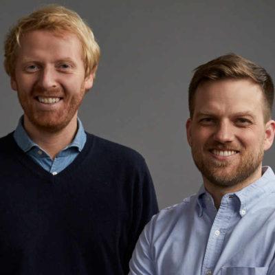 Die Seven Senders-Gründer Thomas Hagemann und Johannes Plehn (Foto: Seven Senders)
